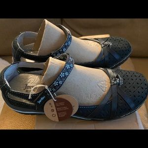 Jambu Cherry Blossom Shoe Navy/Cool Blue 7.5